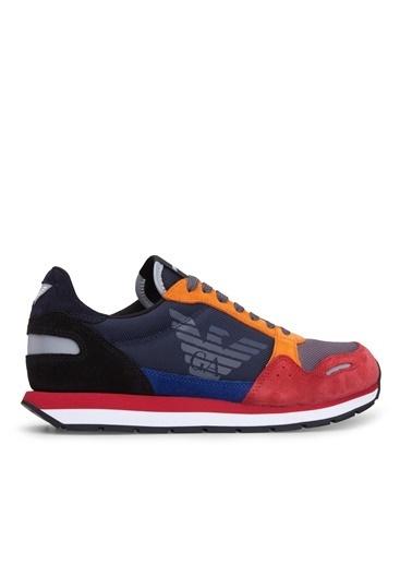 Emporio Armani Sneakers Oranj